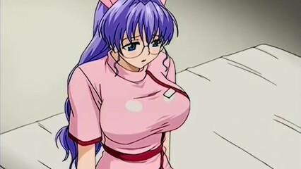 Порно аниме без цензуры где грудастые лесби трахаются страпоном